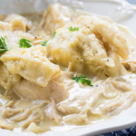 chicken dumpling stew