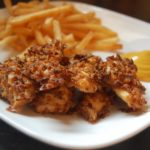 rench-fried onion chicken tenders